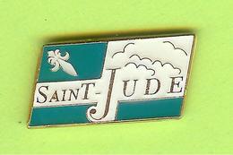 Pin's Ville Du Québec Saint-Jude  - 5FF23 - Villes