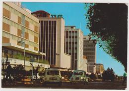 1814/ LUSAKA, Zambia. Cairo Road. -  Circulée En Espagne (1971). Sent In Spain (1971). Circulada A España (1971). - Zambia