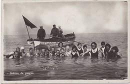 Carte Photo - Fotokaart - BLANKEMBERGHE - 1920-1930 - Scenes De Plages - Nummer: 4060 - Blankenberge