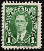 Canada - Scott #231 Used (4) - Used Stamps