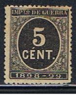 (3E 131) ESPAÑA // YVERT 23 IMPOT DE GUERRE  // EDIFIL 236  // 1898 - Impuestos De Guerra