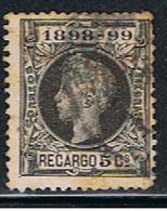 (3E 133) ESPAÑA // YVERT 27 IMPOT DE GUERRE  // EDIFIL 240  // 1898 - Impuestos De Guerra