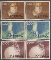Portugal 1972 - Dupla Série Completa Publicação Lusiadas 1175 A 1177 - Set Complete Epos Os Lusiadas - Mint MNH** Neuf - Neufs