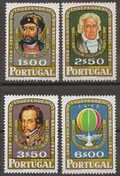 Portugal 1972 - Série Completa Lubrapex 1167 A 1170 - Set Complete Independence Of Brazil - Mint MNH** Neuf - Neufs