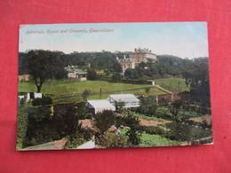 Queenstown Admirals House  Paquebot  Stamp & Cancel  Ref  3466 - Ireland
