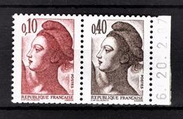 FRANCE  1982 - DUO Y.T. N° 2179A / CARNET - NEUFS** - France