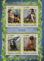 Sierra Leone 2016 Fauna Dogs - Sierra Leone (1961-...)
