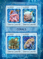 Sierra Leone 2016 Fauna  Corals  Fishes - Sierra Leone (1961-...)