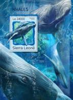 Sierra Leone 2016 Fauna Whales - Sierra Leone (1961-...)