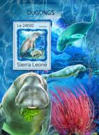 Sierra Leone 2016 Fauna  Dugongs - Sierra Leone (1961-...)
