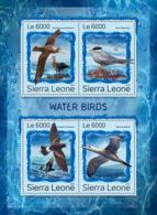 Sierra Leone 2016 Fauna Water Birds - Sierra Leone (1961-...)