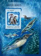 Sierra Leone 2016 Fauna Water Birds, Penguins - Sierra Leone (1961-...)