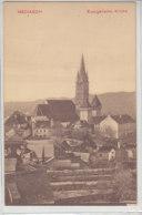Mediasch - Evangelische KIrche - Um 1910 - Rumania