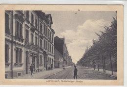 Darmstadt - Heidelberger Strasse - Um 1920 Altersspuren - Darmstadt