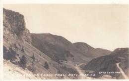 Cabot Trail National Park Cape Breton Nova Scotia Canada, C1930s Vintage Real Photo Postcard - Cape Breton