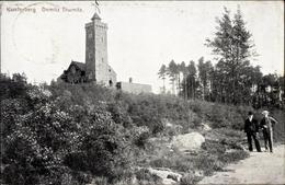 Cp Demitz Thumitz Kreis Bautzen, Aussichtsturm Auf Dem Klosterberg - Deutschland