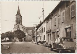 (PDD)SAONE ET LOIRE , LA CHAPELLE DE GUINCHAY - France