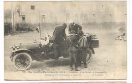 19457 - Transport D'un Bléssé - Weltkrieg 1914-18