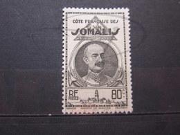 VEND BEAU TIMBRE DES SOMALIES N° 161 , X !!! - Côte Française Des Somalis (1894-1967)