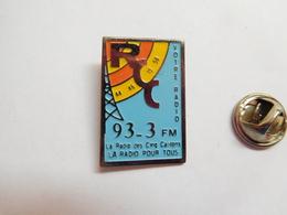 Beau Pin's , Média Radio , RCC , La Radio Des Cinq Cantons , Formerie , Oise - Medias