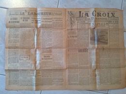 Journal La Croix Octobre 1943 - Journaux - Quotidiens