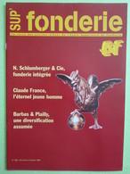 FONDERIE N°259 - N.Schlumberger & Cie - Claude France - Barbas & Plailly - ESF 2ème Trimestre 1998 (sommaire) - Livres, BD, Revues