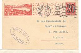 19470 - Avec  Illustration Pour La France - Schweiz