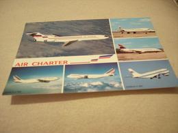 AIR CHARTER FILIALE AIR FRANCE ET AIR INTER - Non Classificati