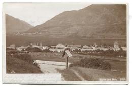 MALS / MALE Glurns Italy, Trento, Old PC 1902. - Trento