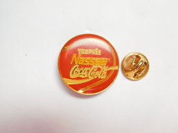 Beau Pin's , Coca Cola , Trophée Nassau , Tennis - Coca-Cola