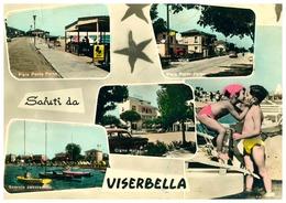 RIMINI VISERBELLA SALUTI DA - Rimini