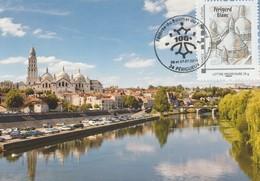 OT Sur Carte Postale : Félibrée Du Bournat (Périgueux En Dordogne-Périgord) Du 06/07-07-2019 - Cartes-Maximum