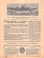 "WWII WW2 Flugblatt Tract Leaflet Soviet Propaganda Against Germany ""Auslands-Nachrichten"" Juli 1942 Nr. 211  CODE 1756 - 1939-45"