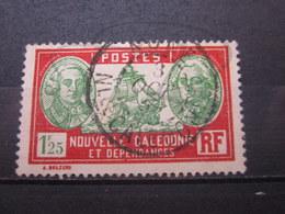 """VEND BEAU TIMBRE DE NOUVELLE-CALEDONIE N° 155A , OBLITERATION """" KONE """" !!! - Gebraucht"""