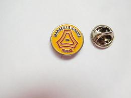 Beau Pin's , Sports , SCO Marseille Cassis - Badges