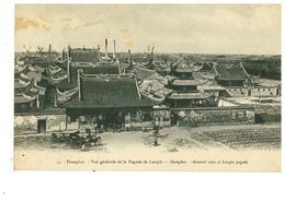 CINA CHINA SHANGHAI - Cina