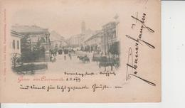 GRUSS AUS CZERNOWITZ  -  1899  - - Ucraina