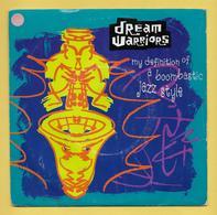 Disque Vinyle 45 Tours : DREAM WARRIORS :  MY  DEFINITION OF A BOOMBASTIC  JAZZ STYLE..Scan A  : Voir 2 Scans - Vinyles