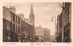 Hight Street Kirkcaldy - Fife