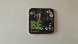 SOUS-BOCK BE IRISH  NEUF - Beer Mats