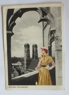 Reklame, C&A  Das Haus Für Damen, Männer, Kinder Kleidung 1950 ♥ (70385) - Allemagne