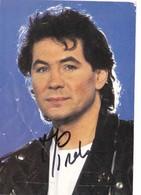 Bernard Minet Autographe - Artistes