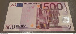 GERMANY 500 Euro 2002 Trichet UNC Code R013 C2 Serial Number X06358249946 - EURO