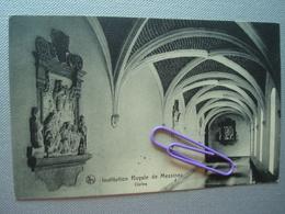 MESSINES : Lot De 3 Cartes De L'institution Royale De MESSINES En 1913 - Mesen