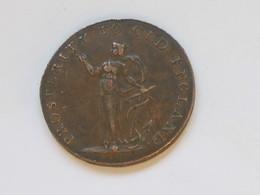 Médaille Anglaise PROSPERITY TO OLD ENGLAND - MORETRADE AND FEWER TAXES  **** EN ACHAT IMMEDIAT **** - Professionnels/De Société