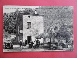 PONT De PORTO   ( CORSE )  HOTEL  - VERSINI   P - M   Propriétaire     OTA - CARGESE - PIANA - EVISA - Corte