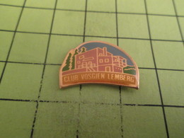 1015b  Pin's Pins / Beau Et Rare : THEME : ASSOCIATIONS / CLUB VOSGIEN LEMBERG - Associations