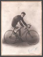 Wielrenner / Cycliste - Palmares Op De Achterzijde / Liste Des Honneurs Au Dos - Op Karton - 24,4 X 18,2 Cm - Cyclisme