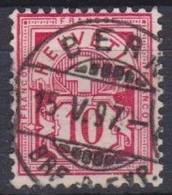 SUISSE 1894: Type Chiffre ZNr 61B, Superbe Oblitération Bern Du 15.V.97 - 1882-1906 Wappen, Stehende Helvetia & UPU