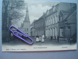 SCHOOTEN : Korte Boomenstraat   In 1907 - Schoten